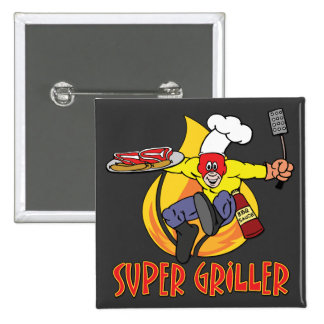 Super Griller Buttons