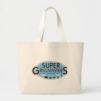 SUPER GRILLMASTERS LARGE TOTE BAG