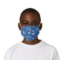 Super Grover 2.0 Night Sky Pattern Kids' Cloth Face Mask