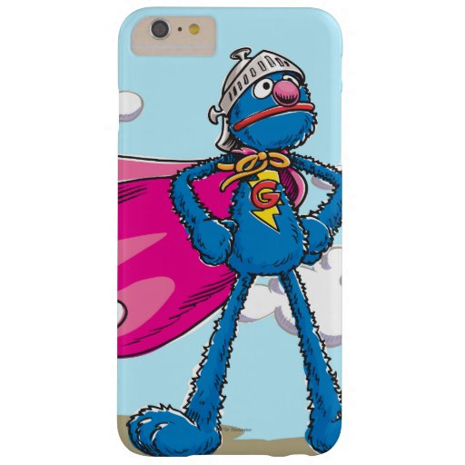 Super Grover Barely There iPhone 6 Plus Case