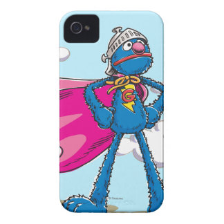 Super Grover iPhone 4 Cover