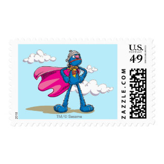 Super Grover Postage