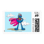 Super Grover Postage Stamps
