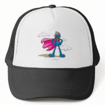 Super Grover Trucker Hat