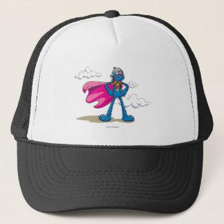 Super Grover Trucker Hat