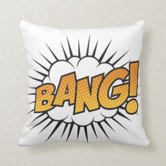 Super Hero Bang Pillow