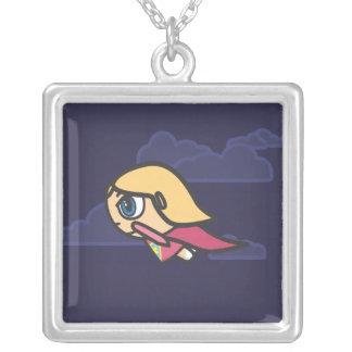 Super Hero Cartoon Necklace