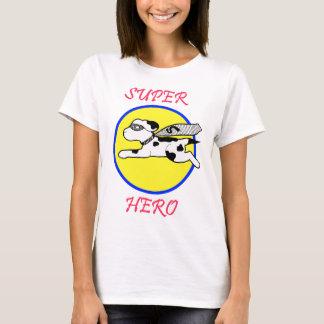 Super Hero Dog T-Shirt