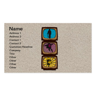 Super Hero Double-Sided Standard Business Cards (Pack Of 100)