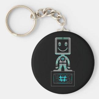 #Super Hero Keychain