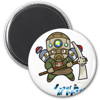 Super Hero - LoKo Magnet