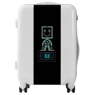 #Super Hero Luggage