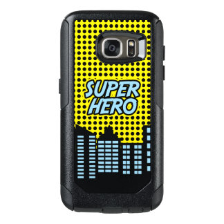 Super Hero OtterBox Samsung Galaxy S7 Case