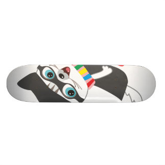 Super Hero skateboard