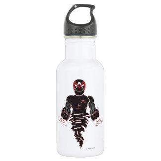 Super hero? Super Villain?  Just SUPER! Water Bottle