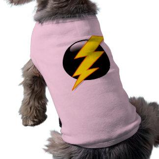 Super héroe, camisa del mascota de Superdog Playera Sin Mangas Para Perro