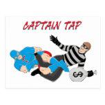 """Super héroe """"capitán Tap """" del Muttahida Majlis-E- Postal"""