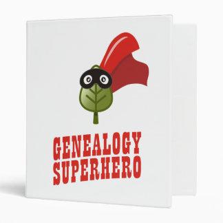"""Super héroe de la genealogía carpeta 1"""""""
