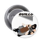 "Super héroe ""Guillo "" del Muttahida Majlis-E-Amal Pin"