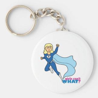 Super héroe - luz/Blonde Llavero