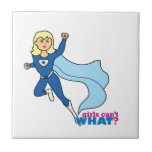 Super héroe - luz/Blonde Teja Ceramica