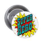 Super héroe pin
