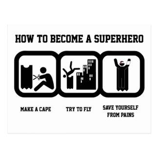 Super héroe postal