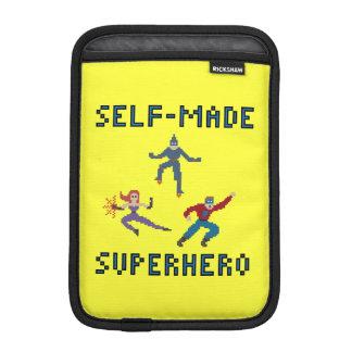 Super héroes - mini manga del iPad Fundas iPad Mini