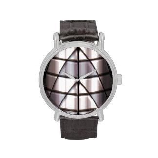 Super héroes - plata relojes de mano