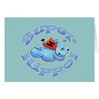Super Hippo Card