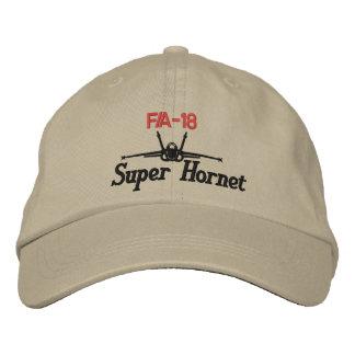 Super Hornet Golf Hat Embroidered Hats