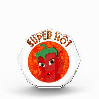 Super Hot Pepper Diva Award