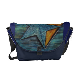 Super Hot Star Messenger Bag