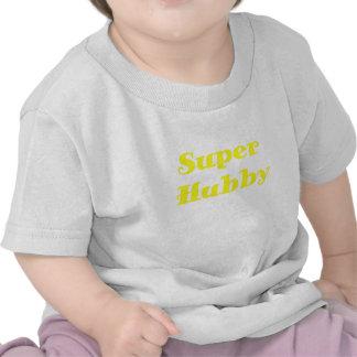 Super Hubby Tee Shirts