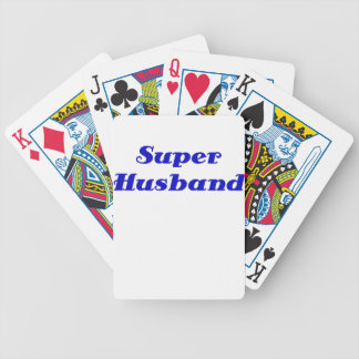 Super Husband Playing Cards