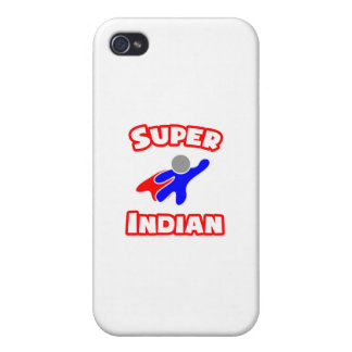 Super Indian iPhone 4/4S Cover