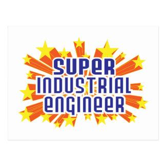 Super Industrial Engineer Postcard