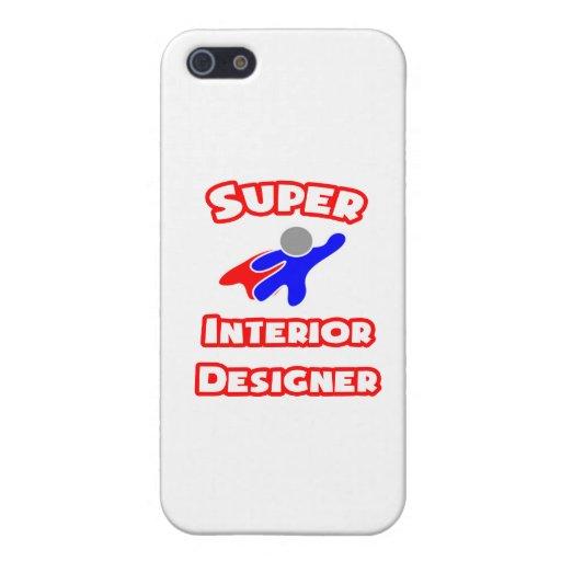 Super Interior Designer iPhone 5/5S Covers