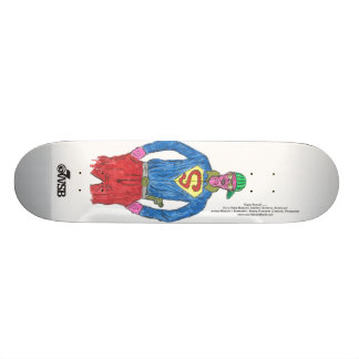Super Ismael Skateboard