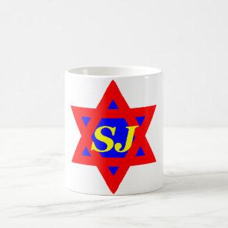 Super Jew Coffee Mug