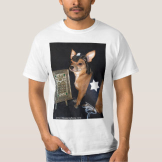 Super Jew Dog Color Tee by Little Penny Lane