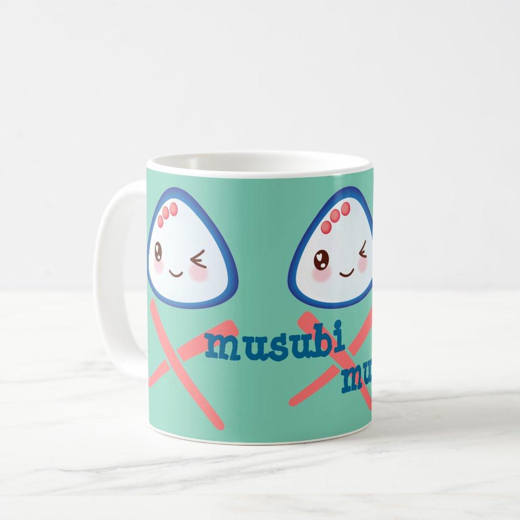 Super Kawaii Musubi Murder Mug