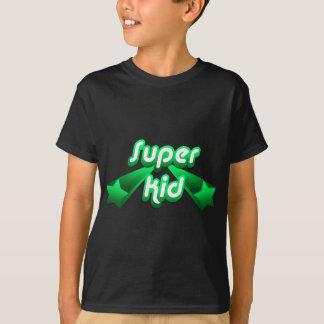 Super Kid Green T-Shirt