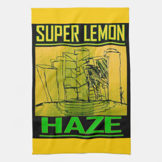 SUPER LEMON HAZE TOWEL