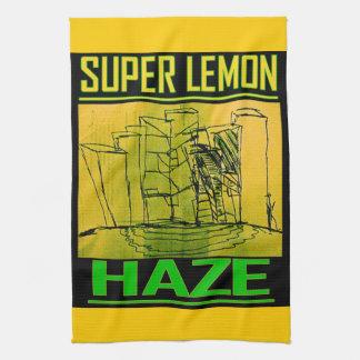 SUPER LEMON HAZE TOWEL