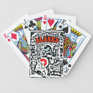 super letters Mat, the shield me quick the my Comp Bicycle Playing Cards