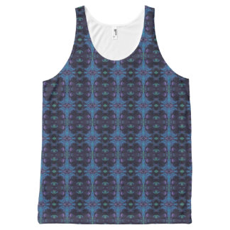 Super Lines All-Over-Print Tank Top
