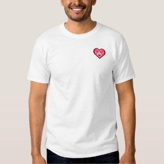 Super Love Heart Emoji T-Shirt (top left design)