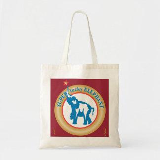 Super lucky Elephant Tote bag