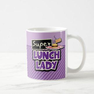 Super Lunch Lady Coffee Mug
